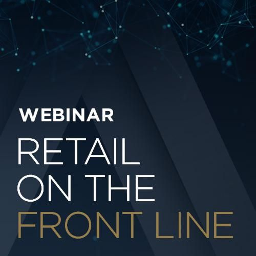 Webinar: Retail on the Front Line