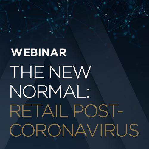 Reminder to Register for Today's Webinar: Retail Post-Coronavirus