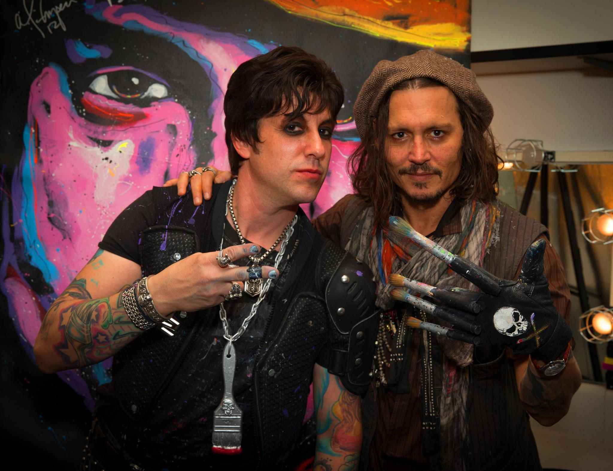 Rock Demarco Johnny Depp
