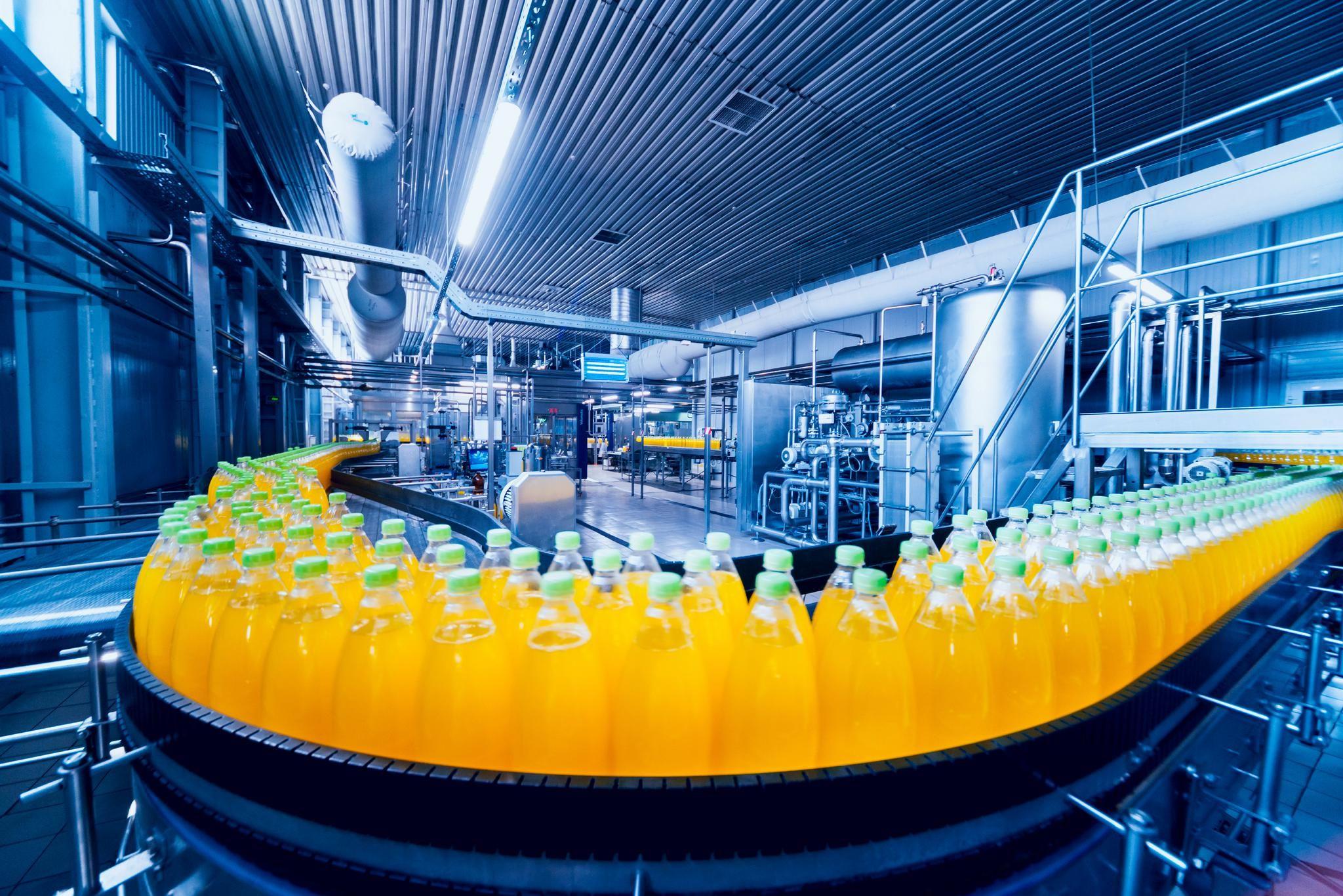 Food & Beverage Producers